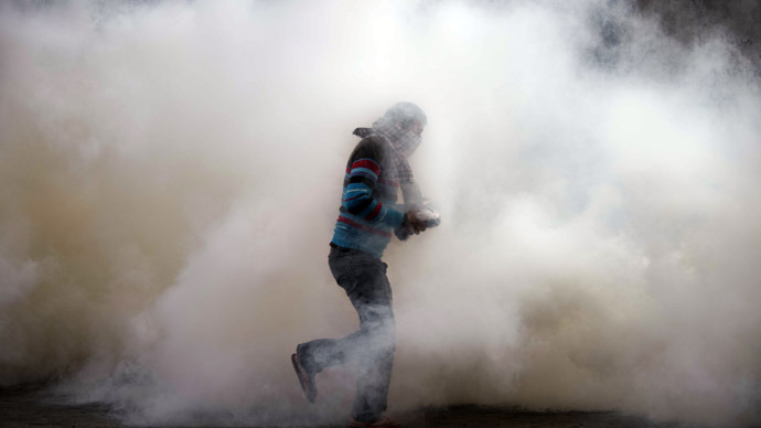 egypt_orders_25mln_worth_of_teargas_from_us_despite_plunging_economy.si
